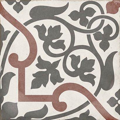 Art Nouveau Folies Bergere 20cm x 20cm