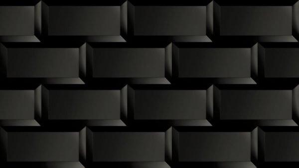 Bezel Black 7.5cm x 15cm
