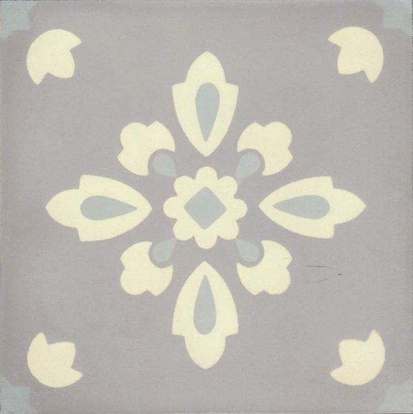 Moroccan Encaustic Cement Pattern gr08