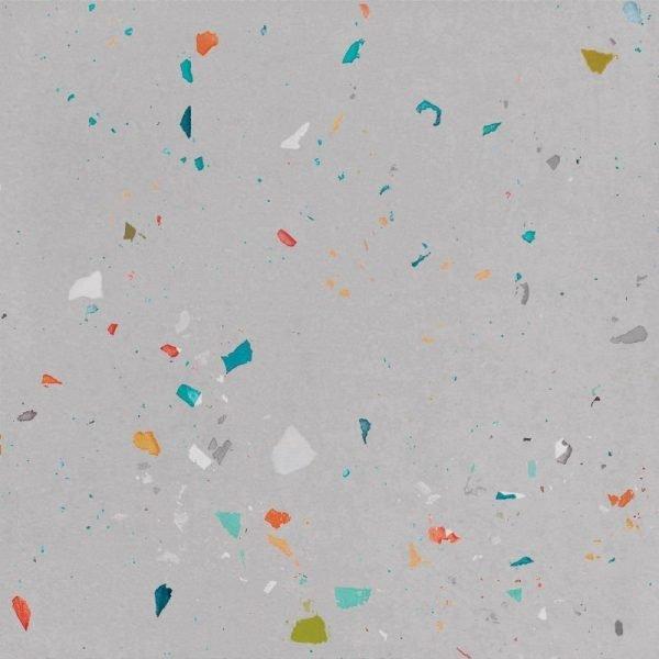 Drops Colour Grey 18.5cm x 18.5cm
